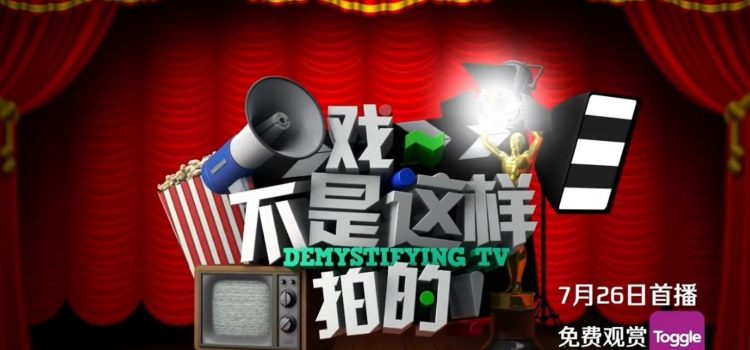 Voice Over for Toggle Show 戏不是这样拍的 Demystifying TV