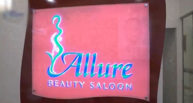 TV Voice Over – Allure Beauty Saloon