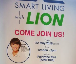 Smart Living with Lion – May 2016