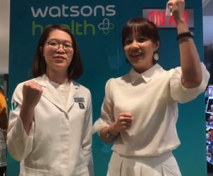 Watsons – Find out whether diabetes can be prevented -July 2018