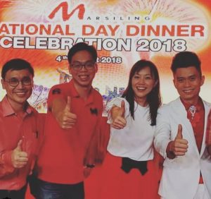 Marsiling National Day Dinner – August 2018
