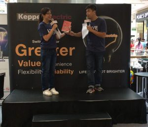 Keppel Electric Roadshow at Jurong Point – August 2018
