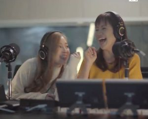 Snippets of Love 97.2 FM Oh 夜娜么美莉 funny conversation – September 2018