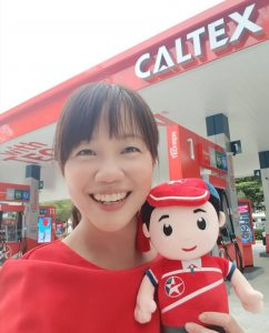 Grand Opening of Caltex Jurong Spring on 11 January 2020